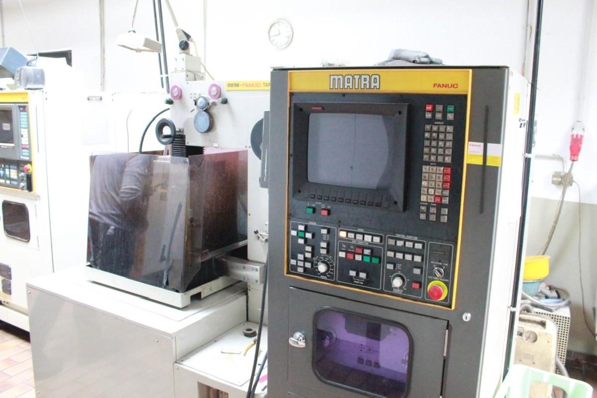 Wire-cutting machine FANUC Tape-Cut Model P photo on Industry-Pilot