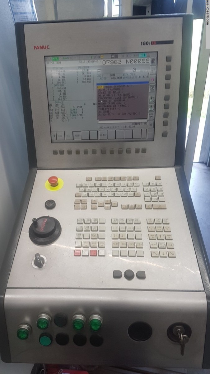 CNC Turning and Milling Machine Gildemeister CTX 320 V6 linear photo on Industry-Pilot