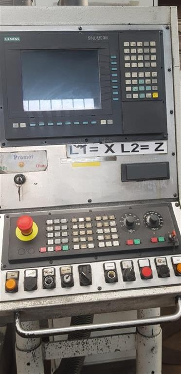 Vertical Turning Machine IMT W20/4 photo on Industry-Pilot