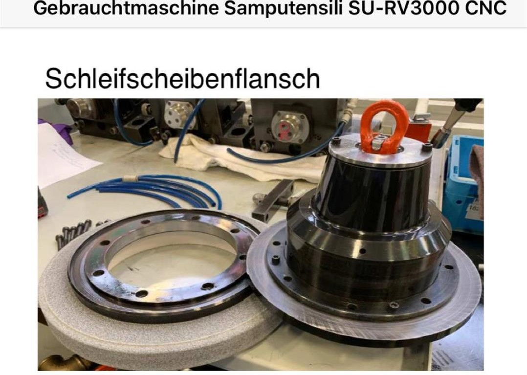 Cylindrical Grinding Machine (external surface grinding) Samputensili RV3000 photo on Industry-Pilot