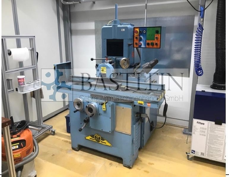 Surface Grinding Machine ELB SW4VAI photo on Industry-Pilot