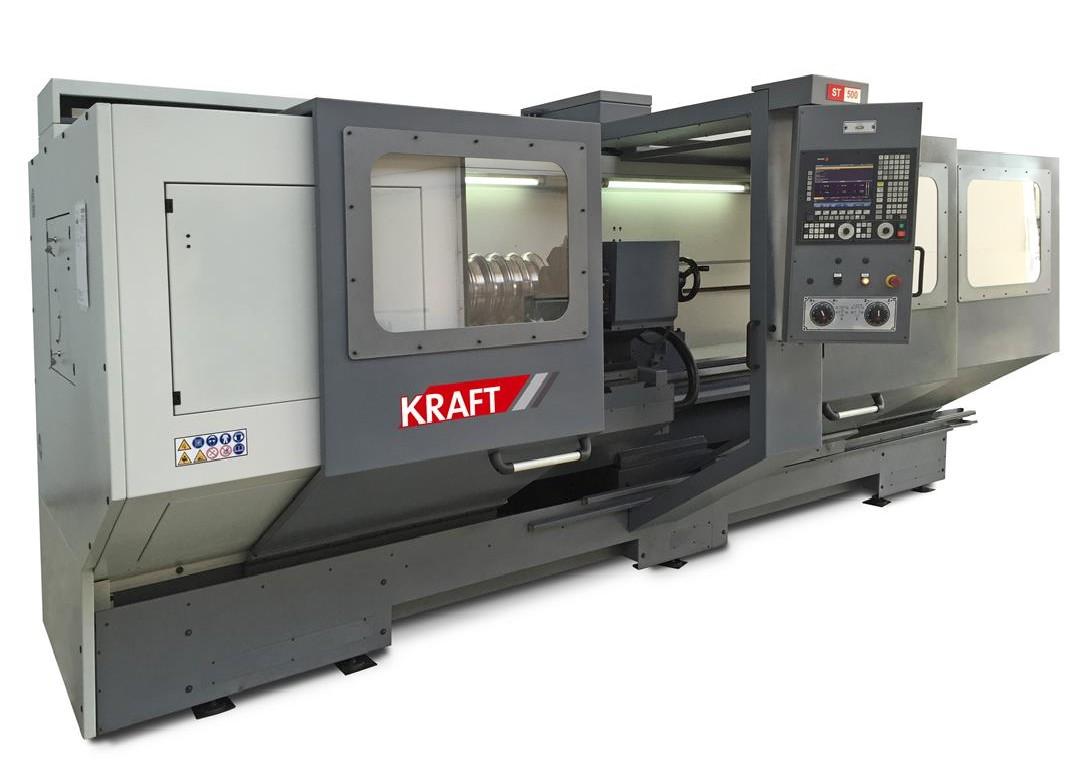 CNC Turning Machine PINACHO ST 500/4000 photo on Industry-Pilot