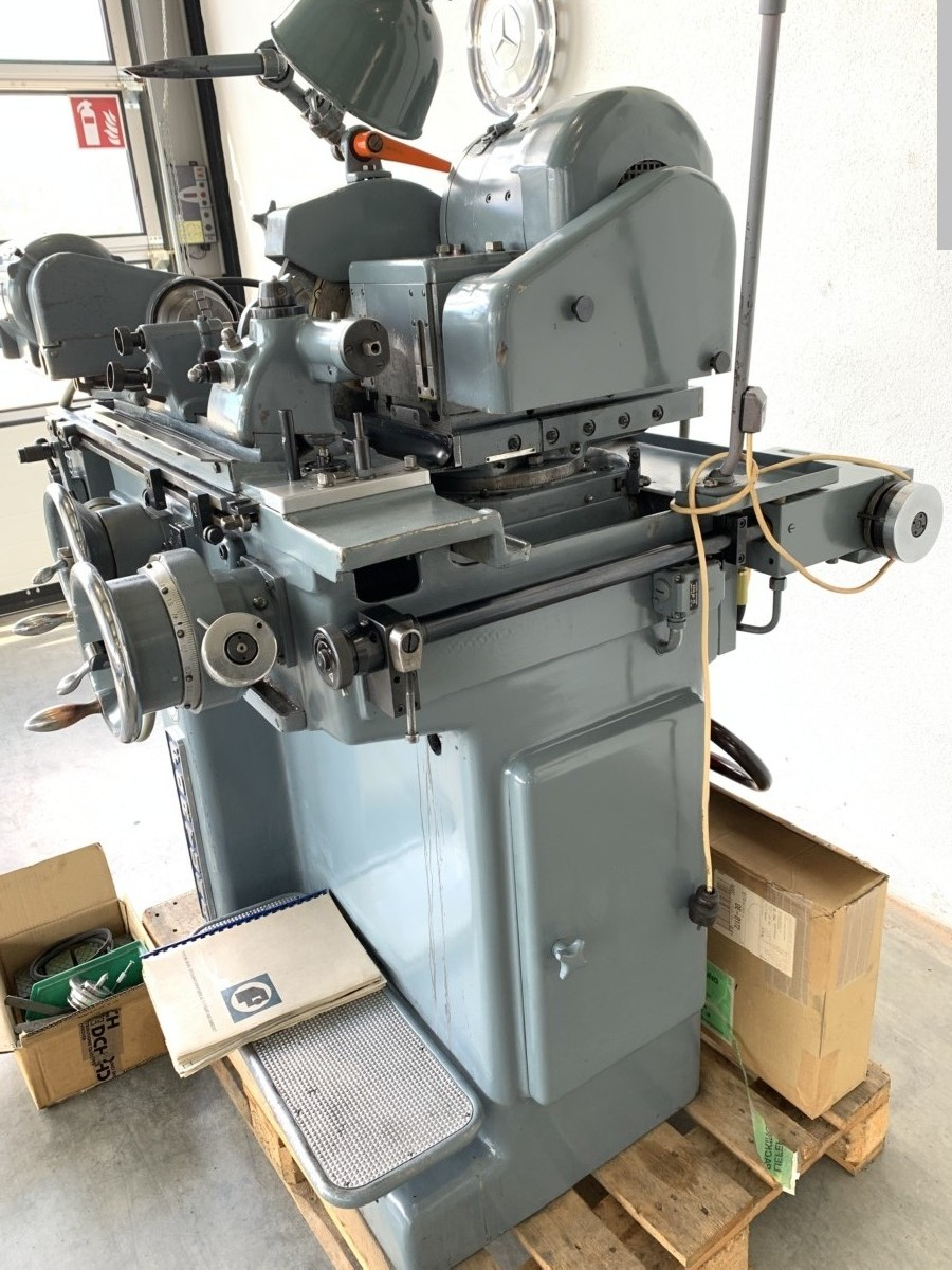 Cylindrical Grinding Machine FORTUNA RME200 AT photo on Industry-Pilot