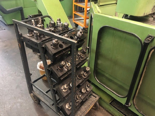 CNC Turning and Milling Machine DECKEL FE 50UC photo on Industry-Pilot