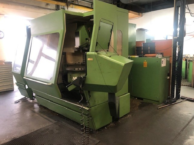 CNC Turning and Milling Machine DECKEL FP 5 CCT photo on Industry-Pilot