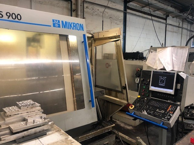 CNC Turning and Milling Machine MIKRO UMS 710-900 photo on Industry-Pilot