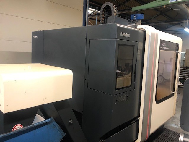 CNC Turning and Milling Machine DECKEL MAHO DMU 70 photo on Industry-Pilot