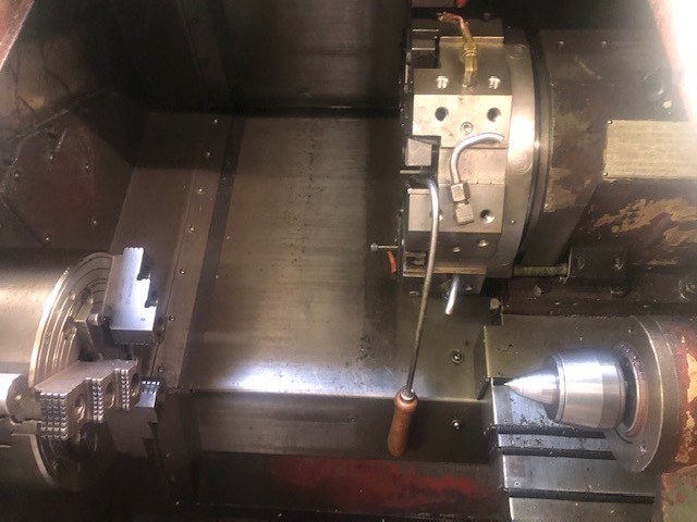 CNC Turning Machine CNC Team Goodway GCL 42 photo on Industry-Pilot