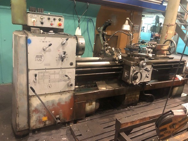 Screw-cutting lathe FAT TUR 50 photo on Industry-Pilot