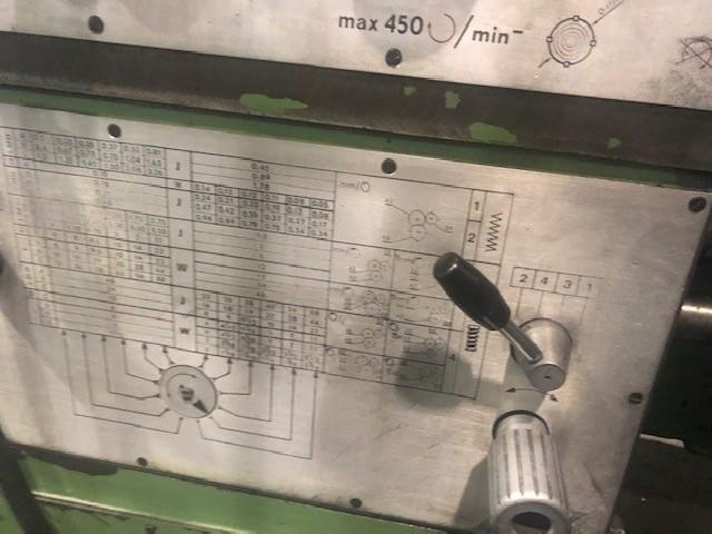 Screw-cutting lathe FAT TUR 630 M photo on Industry-Pilot
