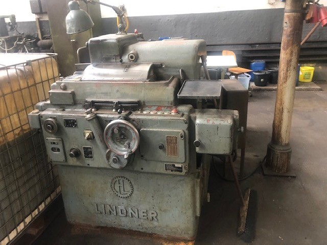 Thread-grinding machine LINDNER A3 photo on Industry-Pilot