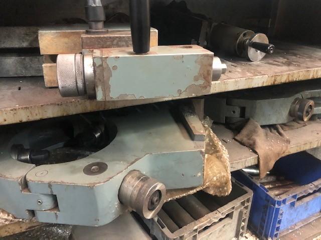 Cylindrical Grinding Machine SCHAUDT E 550U photo on Industry-Pilot