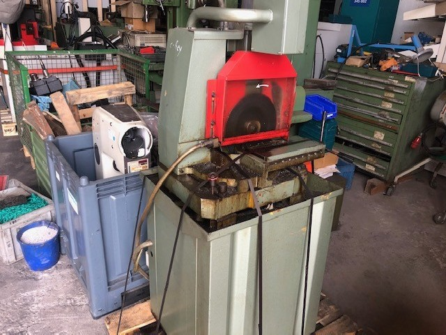 Cold-cutting saw BERG & SCHMID VKS 350 photo on Industry-Pilot