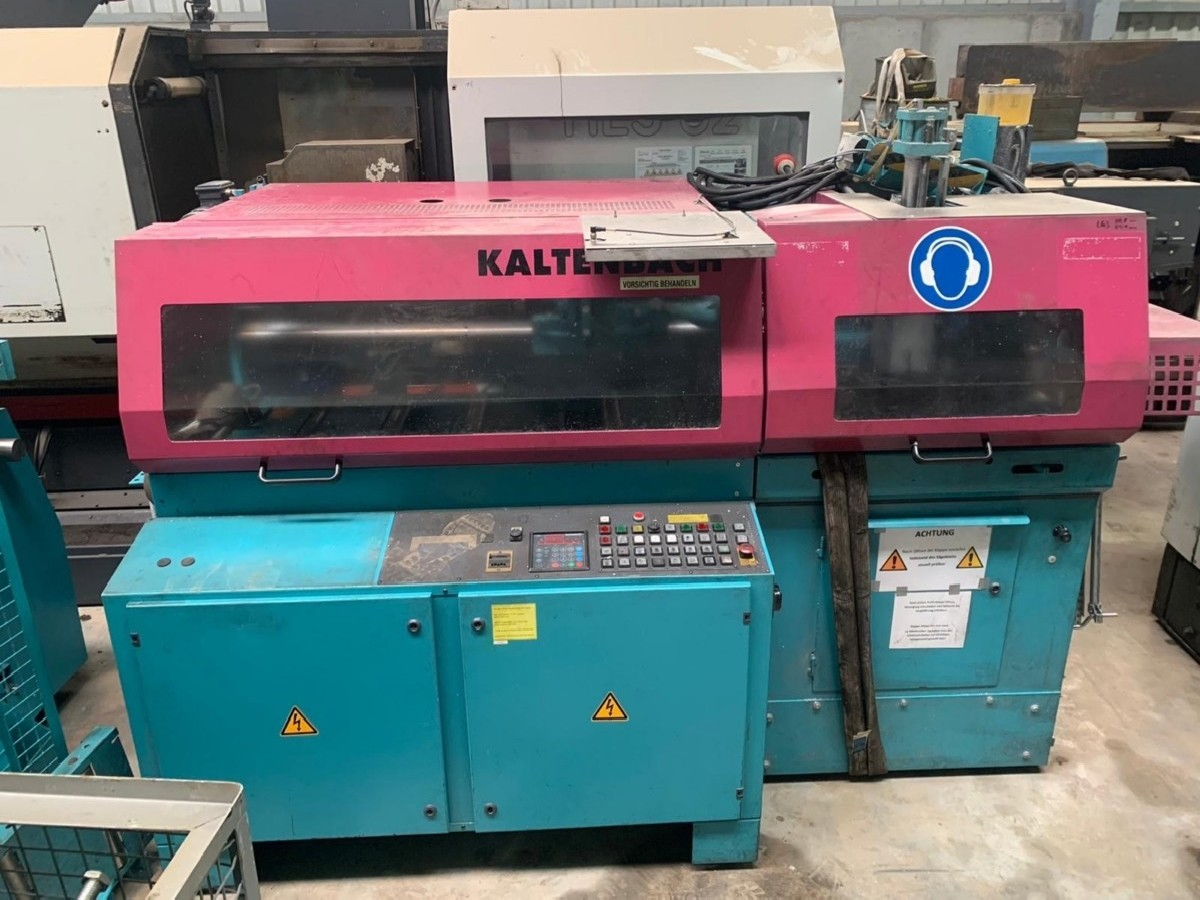 Cold-cutting saw - automatic KALTENBACH SKL450NA photo on Industry-Pilot