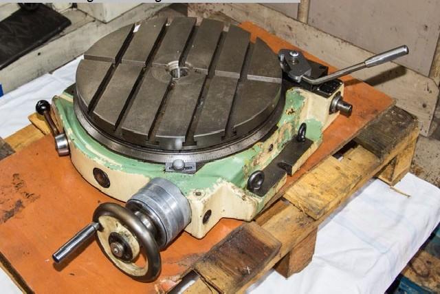 Round table Rundtisch  photo on Industry-Pilot