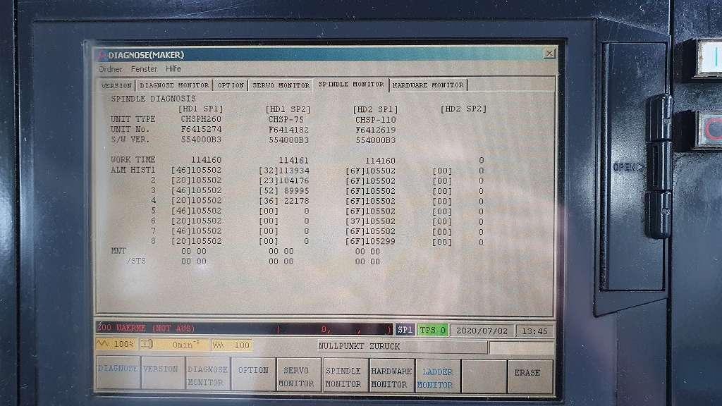 CNC Turning Machine Mazak Quick Turn NEXUS 200 MSY photo on Industry-Pilot