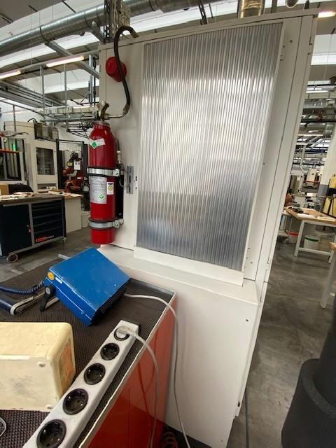 Cavity Sinking EDM Machine AGIE Agietron Compact 1 photo on Industry-Pilot