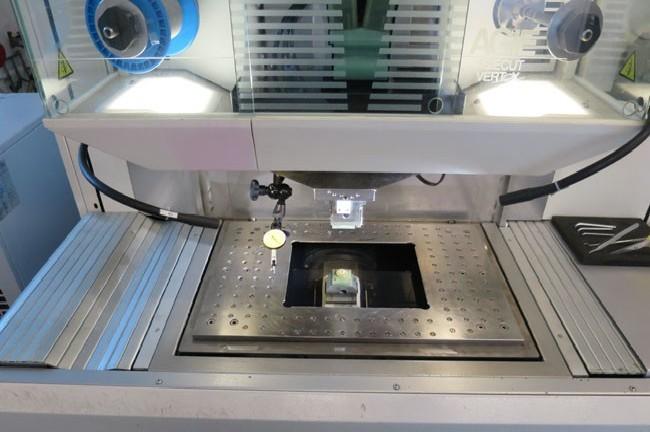 Wire-cutting machine AGIE Agiecut Vertex photo on Industry-Pilot