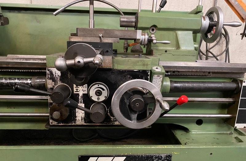 Универс. прецизионный токарный станок LTF 498.01 фото на Industry-Pilot