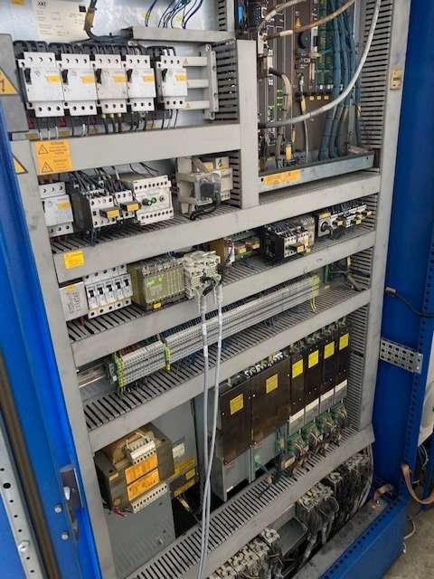 Turret Punch Press Trumpf TC 200 R photo on Industry-Pilot