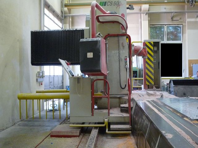 Travelling column milling machine MECOF AGILE CS-500 21963 photo on Industry-Pilot