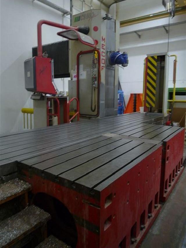 Фрезерный станок с подвижной стойкой MECOF AGILE CS-500 21963 фото на Industry-Pilot