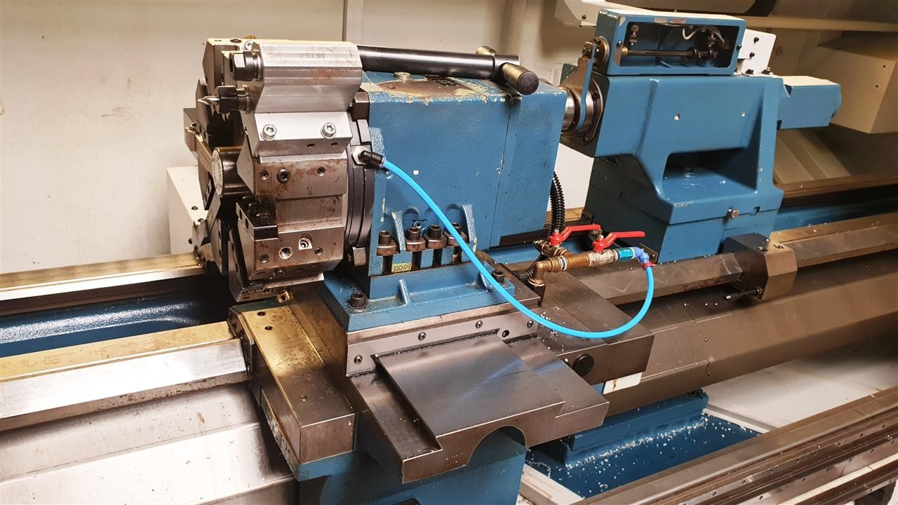 Turning machine - cycle control ROMI M 580 photo on Industry-Pilot