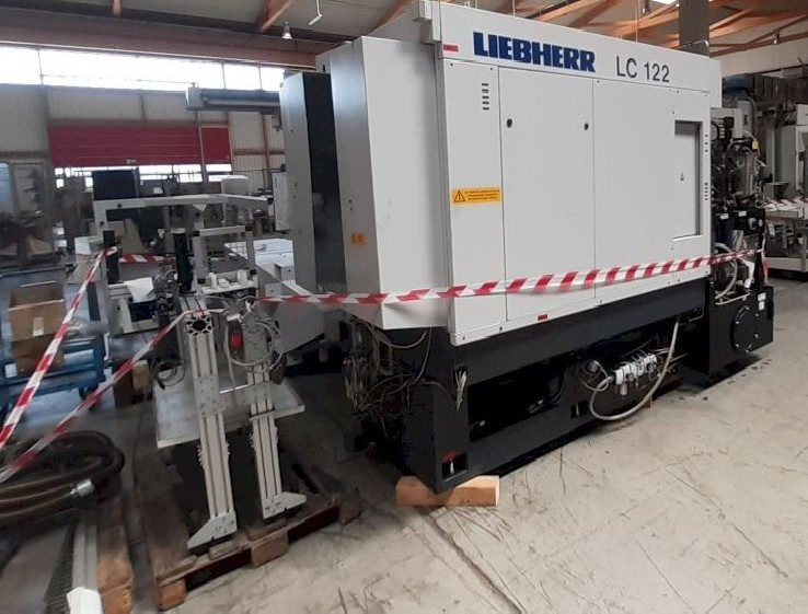 Зубофрезерный станок обкатного типа - вертик. LIEBHERR LC 122 Heidenhain фото на Industry-Pilot