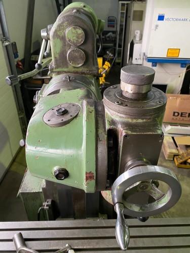 Фрезерный станок с ручным управлением MISAL MISAL 732 / 2M фото на Industry-Pilot