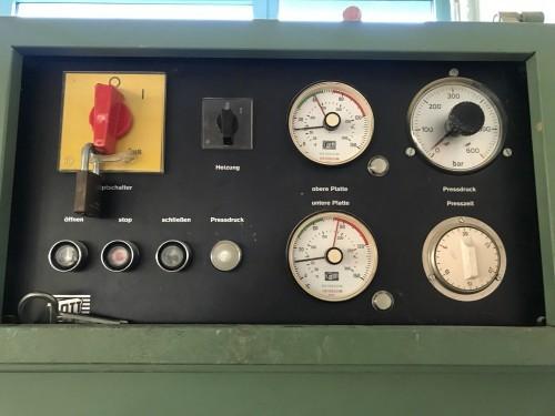 Pressing OTT JU 60 photo on Industry-Pilot