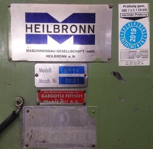 Single heilbronn
