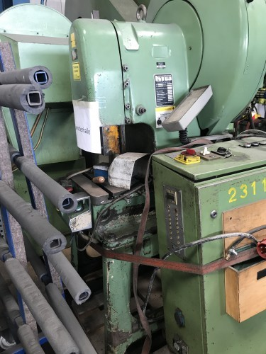 Эксцентриковый пресс - одностоечный HELMERDING PEP 12/15 B фото на Industry-Pilot
