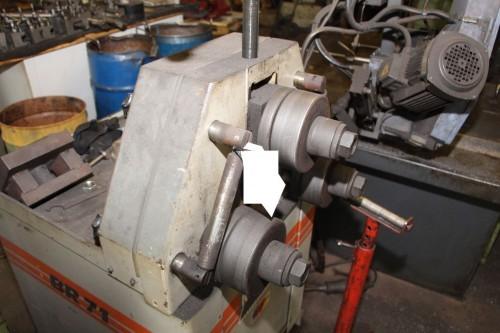 Профилегибочный станок KLAEGER BR 71 фото на Industry-Pilot