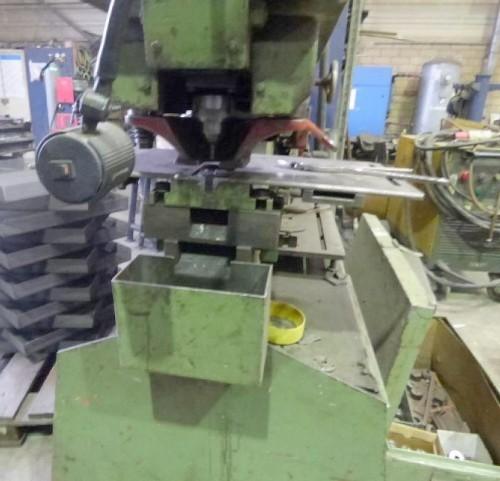 Ножницы для резки профильной стали - комбинир. PEDDINGHAUS Peddimaster 40/60 H фото на Industry-Pilot