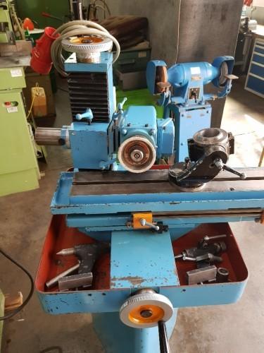 Станок для затачивания инструментов BAYER Werkzeugschleifmaschine фото на Industry-Pilot