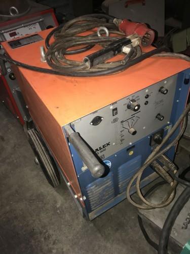 MIG/MAG сварочные аппараты DALEX G 300 112152 фото на Industry-Pilot