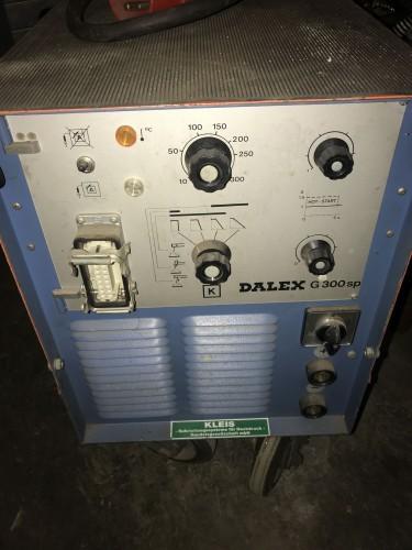 MIG/MAG сварочные аппараты DALEX G 300 112707 фото на Industry-Pilot