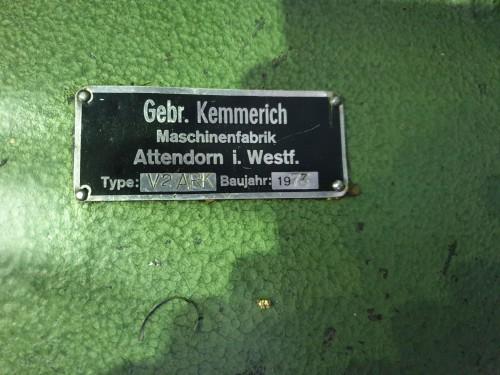 Размотчик KEMMERICH V 2 ARK фото на Industry-Pilot