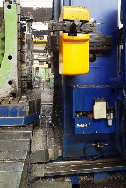 Горизонтально-расточной станок TOS-VARNSDORF WHQ 13 фото на Industry-Pilot