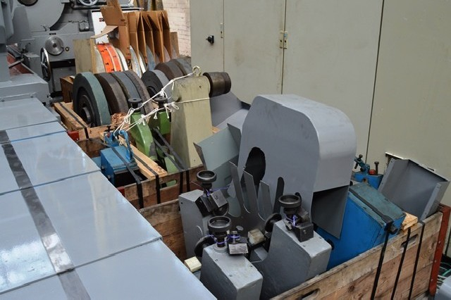 Cylindrical Grinding Machine HERKULES WS 500 photo on Industry-Pilot