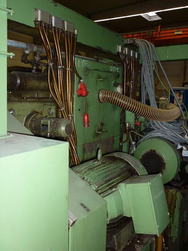 Двухдисковый шлифовальный станок - гориз. DISKUS DDW 600  фото на Industry-Pilot