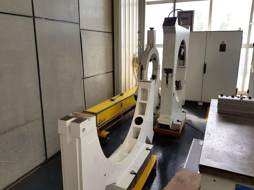 Тяжёлый токарный станок SOMAB Maximab S 1800 фото на Industry-Pilot