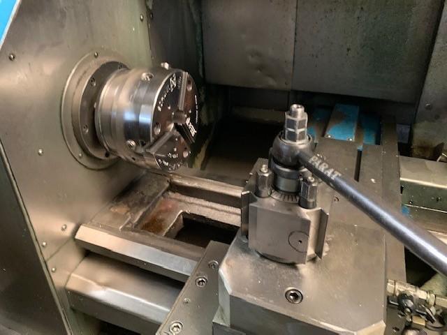 Токарный станок - контрол. цикл SEIGER SLZ 400 фото на Industry-Pilot