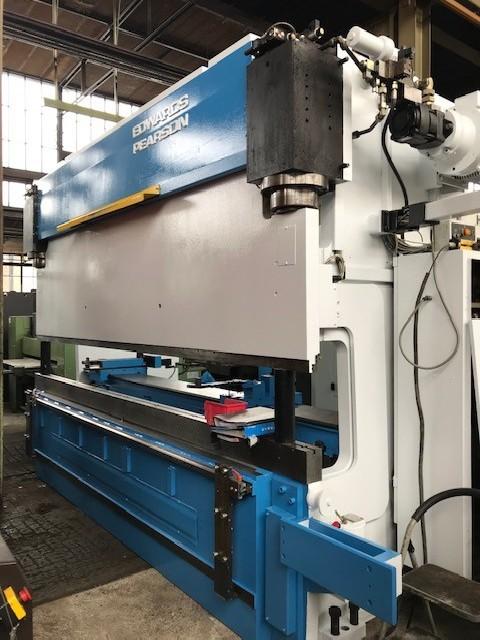 Press Brake hydraulic EDWARDS PEARSON/BEYELER RT4 250/4100 photo on Industry-Pilot