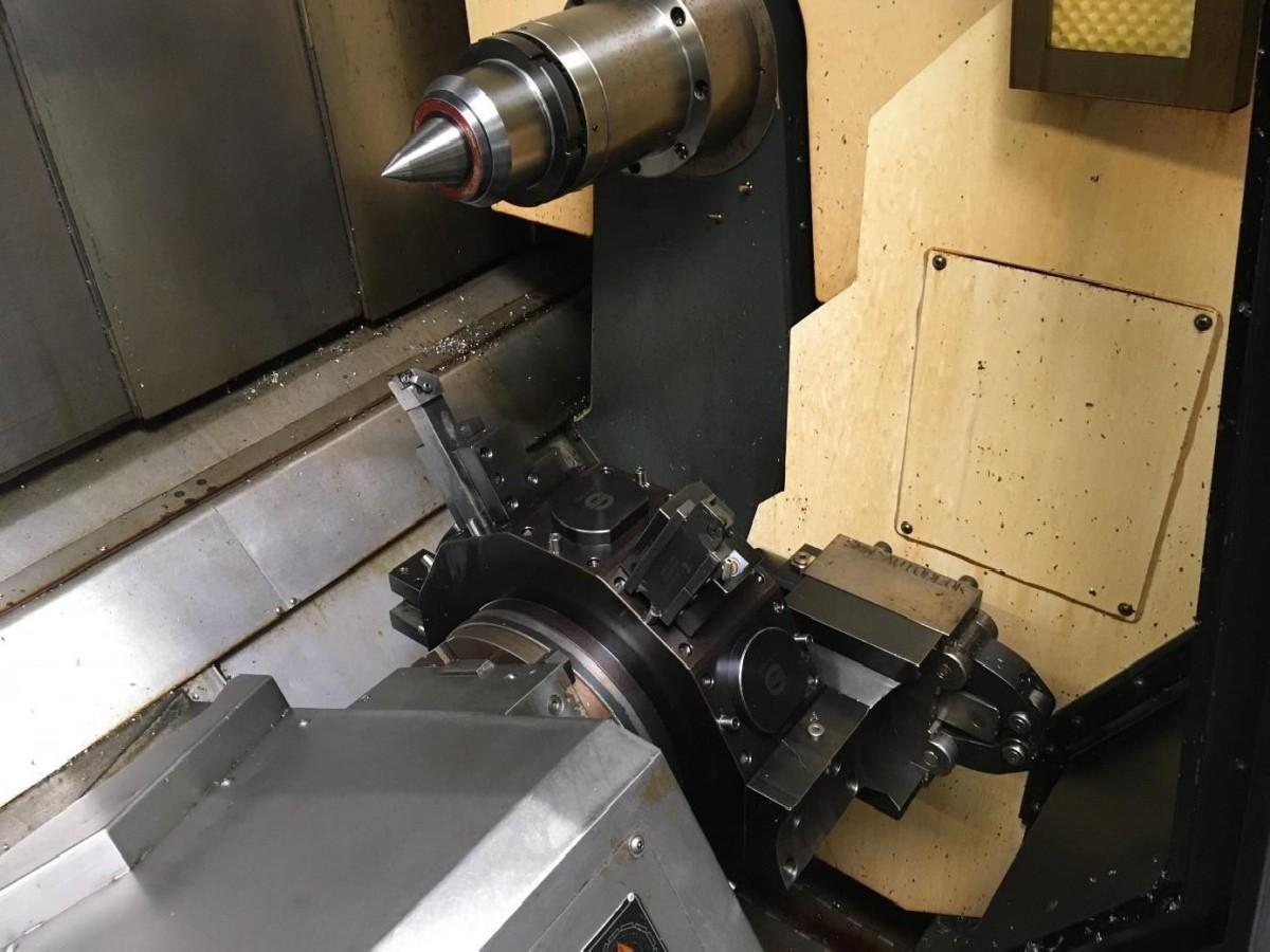 Токарно фрезерный станок с ЧПУ DMG-GILDEMEISTER CTX Gamma 2000 TC фото на Industry-Pilot