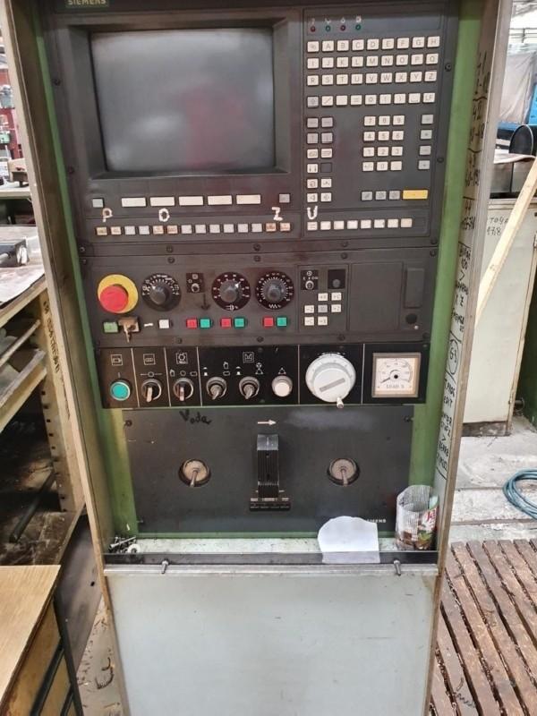 Токарный станок с ЧПУ TOS SU 125 x 2000 фото на Industry-Pilot