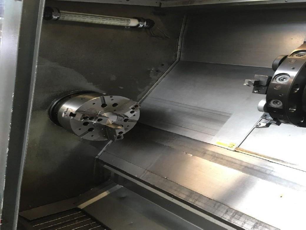 Токарный станок с наклонной станиной с ЧПУ MAHO-GRAZIANO GR 500 C фото на Industry-Pilot