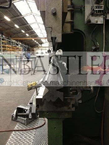 Листогибочный пресс - гидравлический COLGAR PS 20 фото на Industry-Pilot