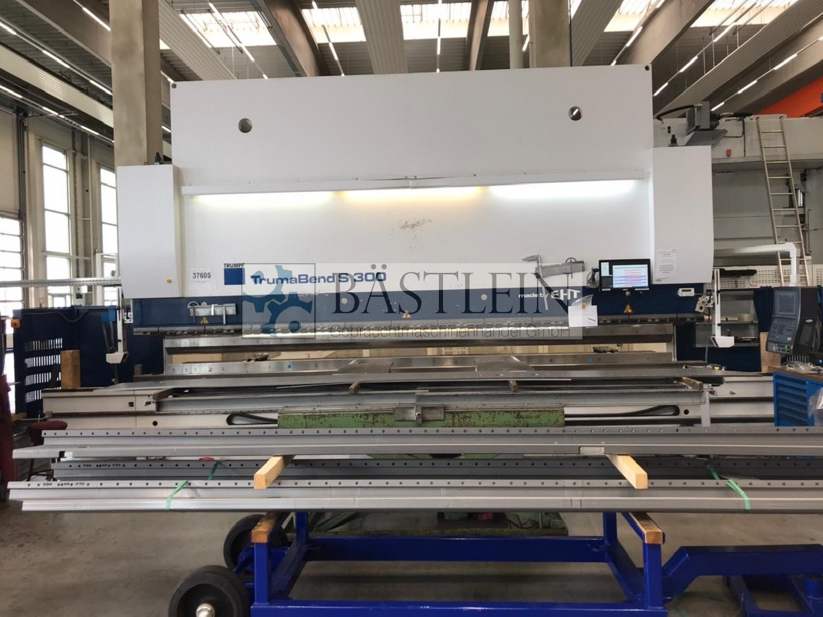 Press Brake hydraulic EHT TrumaBend S 300-60 photo on Industry-Pilot