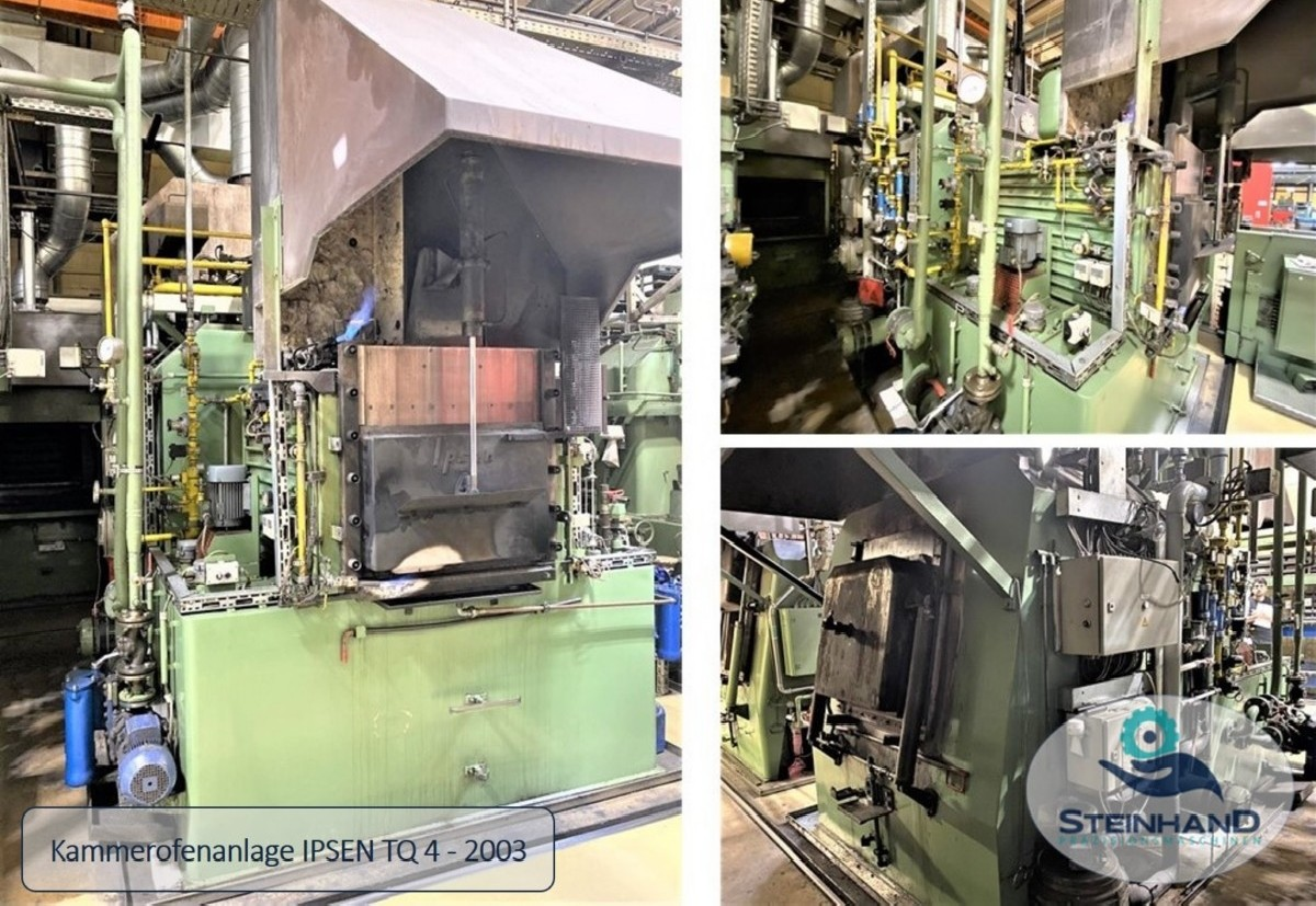 Закалочная установка IPSEN TQ4 фото на Industry-Pilot